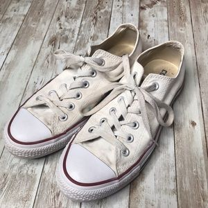 Converse | White Low tops